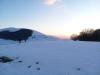 Ciaspolata,sibillini,tramonto,notturna,monti