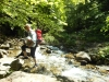 Escursione Monti della Laga Selva Grande, cascata scalette,cascata barche