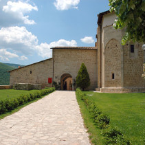 L'anello della Valle Castoriana – Abbazia di S.Eutizio