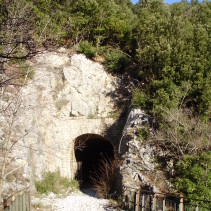 Da S.Anatolia a Spoleto sul vecchio tracciato della ferrovia