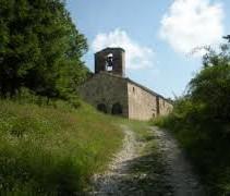 Il sentiero dei mietitori e la chiesa di S.Maria in Pantano (la chiesa delle sibille)