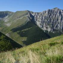 Dalla Val di Panico al Monte Rotondo