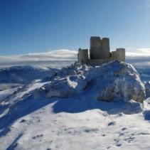 Ciaspolata leggendaria nel cuore d'Abruzzo: Da S.Stefano di Sessanio a Rocca Calascio