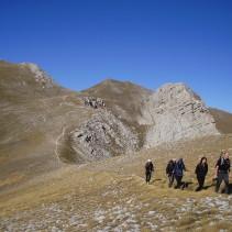 L'escursione di sabato scorso 26.10.13: l'anello imperiale!