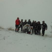 Domenica scorsa: il nevone!!