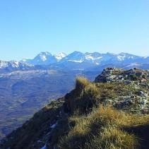 L'anello del Monte Pizzuto: una cima stupenda!
