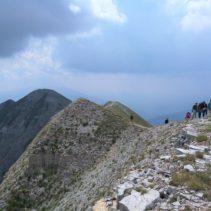 Cresta del Redentore: le vette più alte dell'Umbria!