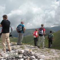 Ieri (26.7.14) sul Monte Patino!