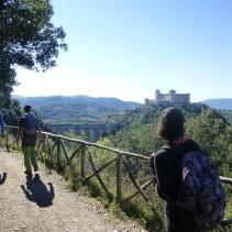 Una giornata da sogno sulla ferrovia Spoleto Norcia (28.9.14)