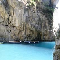 Il trekking della settimana scorsa (dal 26 al 30 Agosto 2014) sulla Costiera Amalfitana e l'isola di Capri
