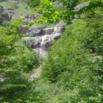 Tra le più belle cascate dei Monti della Laga: La Volpara e Le Prata