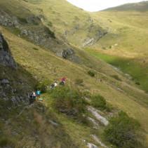 Ieri (5.10.14) il giro della Val di Tenna