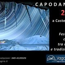 """Capodanno sul """"Tibet d'Italia""""- ciaspolata serale, piatti tipici e musica popolare!!"""