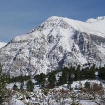 La Val di Bove ed i boschi di Frontignano