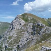 L'escursione di sabato scorso sulle dolomiche vette del Monte Bove!