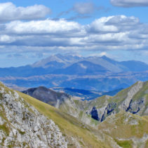 L'anello del Monte Terminillo, Terminilluccio e cresta Sassetelli