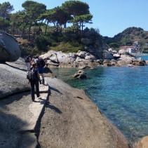 Il trekking della settimana scorsa all'Isola d'Elba…..che sogno!!
