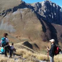 Domenica scorsa un'escursione da…Panico!!!