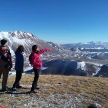 Giornata meravigliosa per la conquista dell'ingiustamente poco apprezzato Monte Lieto