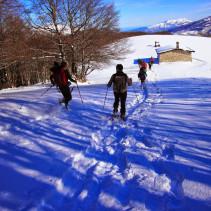 Le migliori ciaspolate dei Monti Sibillini: il favoloso anello dei laghetti sibillini