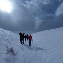 Un'altra straordinaria avventura sulla neve sibillina!