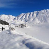 Weekend lungo di ciaspolate nel cuore del Parco Nazionale dei Monti Sibillini