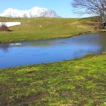I favolosi laghetti dei Monti della Laga