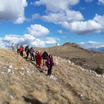 Le foto delle favolose escursioni a Rocca Calascio