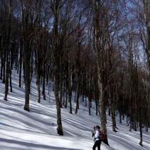 Ciaspolata sul monte Catria: stupenda cima per tutti!