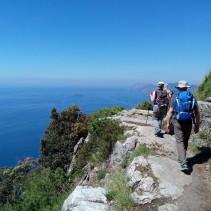 Il gran trekking della Costiera Amalfitana…per buoni camminatori!