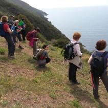Le foto del trekking di Pasqua all'Isola d'Elba
