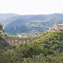 L'ex ferrovia Spoleto Norcia, il tratto più spettacolare!