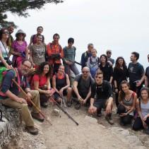 Le foto dell'anello del Conero: il monte a picco sul mare!