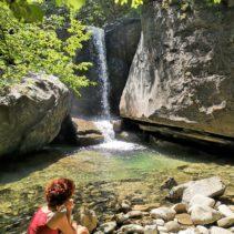 Monti della Laga e le più belle cascate: Volpara e Prata!