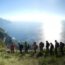 Le foto del super trekking in Costiera Amalfitana della settimana scorsa!