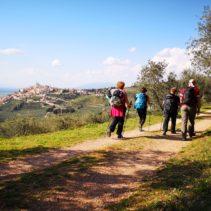 La via di Francesco: da Spoleto ad Assisi