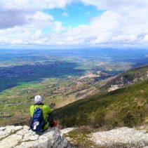 Da Spello ad Assisi per il Monte Subasio
