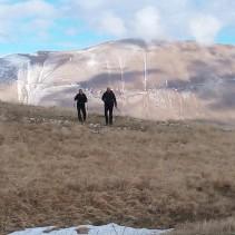 Escursione sul Monte Patino di Norcia (4.12.16)