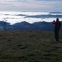 Il favoloso anello del Monte Cucco (27.11.16)