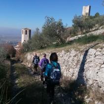 Trekking dell'Immacolata '16 da Spoleto ad Assisi