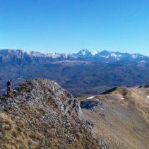 Lo spettacolare anello del Monte Pizzuto (per camminatori abituati)