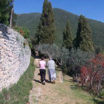 Le foto del cammino da Spoleto ad Assisi 22-25 aprile '17