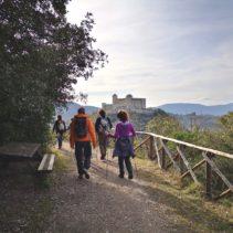 Il monte sacro di Spoleto sui percorsi degli antichi acquedotti!