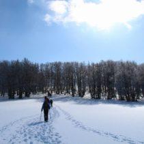 Ieri (11.2.18) sui meravigliosi monti della Valnerina: il cuore dell'Appennino umbro!