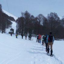 Un'altra bellissima giornata sulla neve ieri (4.3.18) al Terminillo!!