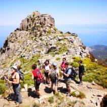 Trek grandioso all'Isola d'Elba; la gemma del Tirreno per camminatori abituati!!