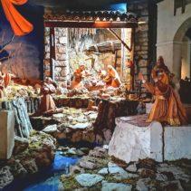 Dov'è nato il presepe!Le montagne e il santuario di Greccio. Con mercatini di Natale!
