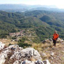 Monte Cervia e Valle dell'Obito: dal paradiso al fiabesco orrido!