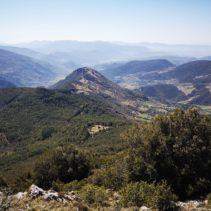 Monte Fionchi: il crinale al centro dell'Umbria (per camminatori abituati)